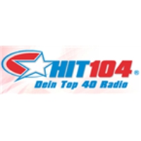 Logo of radio station HIT 104 FM