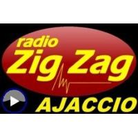 Logo de la radio Radio Zig Zag Ajaccio 90.5 FM