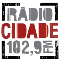 Logo de la radio Rádio Cidade 102.9 FM