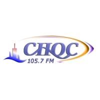 Logo of radio station CHQC 105.7 FM