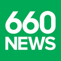 Logo of radio station CFFR 660 News