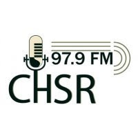 Logo of radio station CHSR