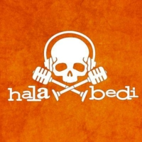 Logo of radio station Hala Bedi Irratia