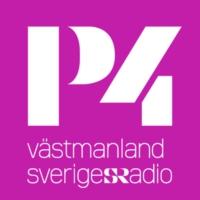 Logo de la radio Sveriges Radio - P4 Västmanland