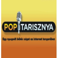 Logo of radio station Poptarisznya
