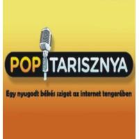 Logo de la radio Poptarisznya
