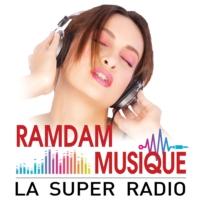 Logo of radio station Ramdam Musique