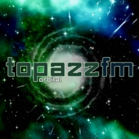 Logo of radio station TOPAZZ FM Orbital