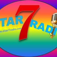 Logo of radio station star7radio