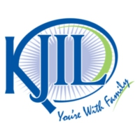 Logo of radio station KJIL 105.7