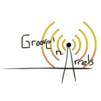 Logo of radio station Groove'n Arrels