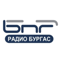 Logo of radio station БНР Бургас