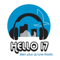 Logo of radio station hello17