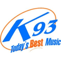 Logo of radio station K93