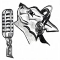 Logo of radio station La noche del hombre lobo