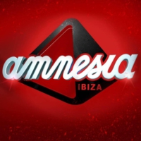 Logo of radio station Amnesia Ibiza Radio