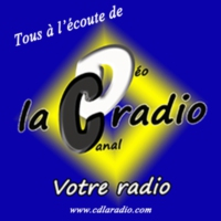 Logo of radio station Cdlaradio