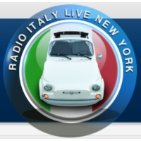 Logo of radio station Radio Italy Live New York