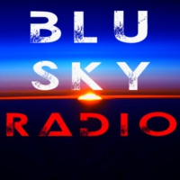 Logo of radio station Blu Sky Radio