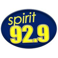 Logo of radio station KKJM Spirit 92.9