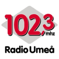 Logo of radio station Radio Umea 102.3