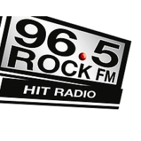 Logo of radio station Rock 96.5 fm