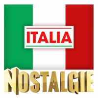 Logo of radio station Nostalgie Italie