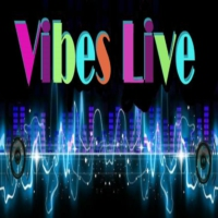 Logo of radio station VIBES-LIVE