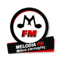Logo of radio station MELODIA FM