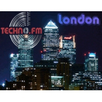 Logo of radio station Techno FM Techno