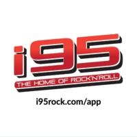 Logo of radio station i95 WRKI