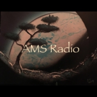Logo of radio station AMS Radio