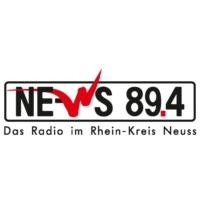 Logo of radio station NE-WS 89.4