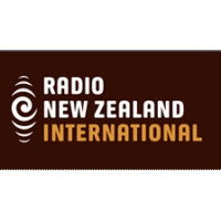 Logo de la radio Radio New Zealand International