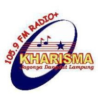 Logo of radio station Kharisma FM 105.9