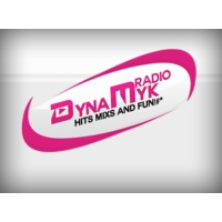 Logo of radio station DynamyK Radio