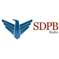 Logo of radio station SDPB Radio