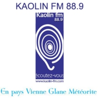 Logo of radio station KAOLIN FM 88.9