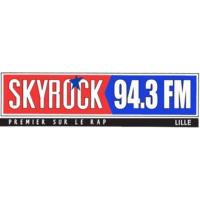 Logo de la radio Skyrock Nord