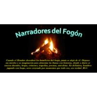 Logo of radio station Narradores del Fogón