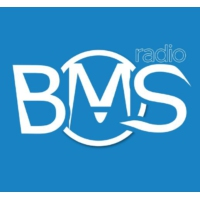 Logo of radio station BMS RADIO