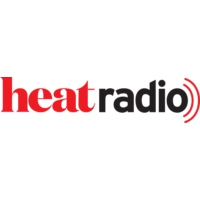 Logo of radio station heat Radio