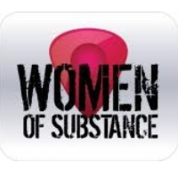 Logo of radio station Women Of Substance