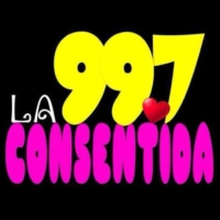 Logo of radio station Radio La Consentida