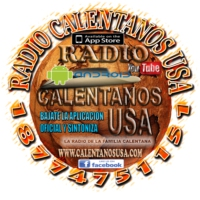 Logo of radio station RADIO CALENTANOS USA
