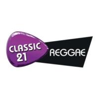 Logo de la radio Classic 21 Reggae