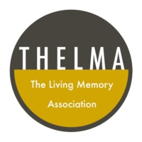 Logo of radio station THELMA FM