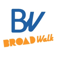 Logo of radio station BroadWalk