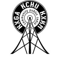 Logo of radio station KCHU