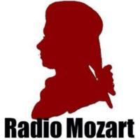 Logo of radio station Radio Mozart